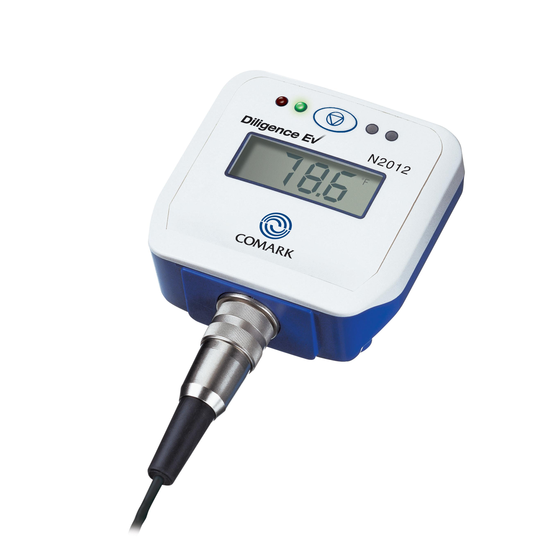 Temperature Data Logger : Multi channel temperature data logger comark instruments
