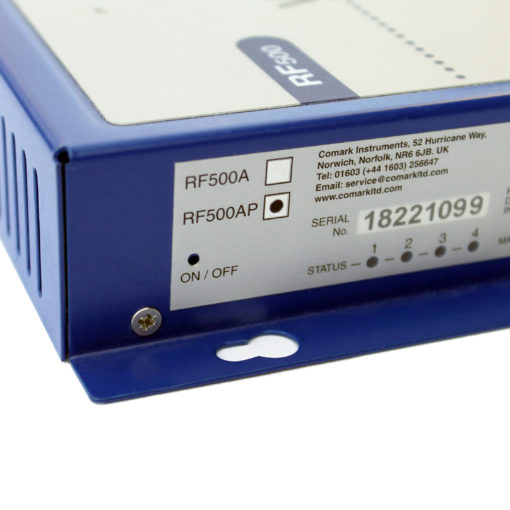 RF500A(P) Gateway Side Detail