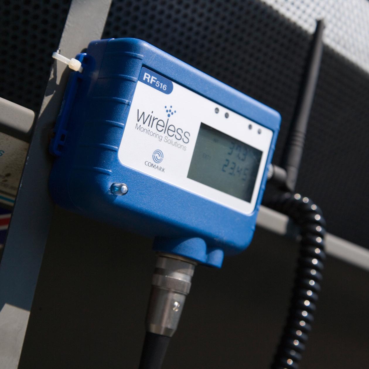 RF516 PT100 Wireless Temperature Transmitter - Comark