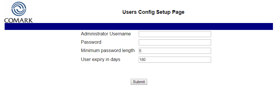 Users-Config