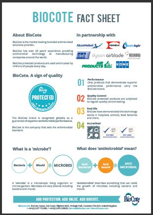 BioCote Factsheet