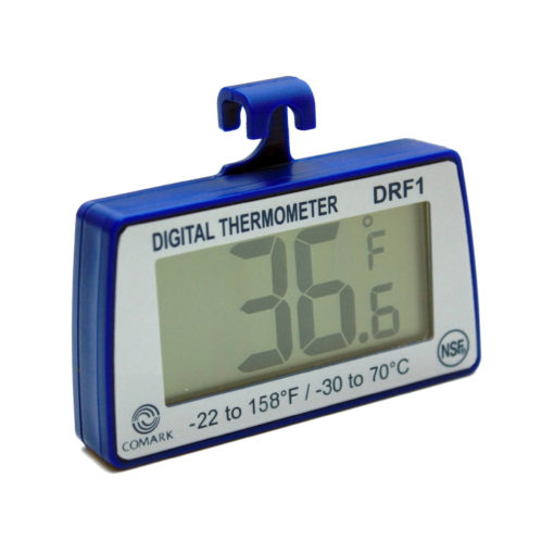 DRF1 Digital Refrigerator/Freezer Thermometer