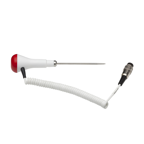 PX23L/C Food Penetration Probe (Thermistor/Red/Curly)