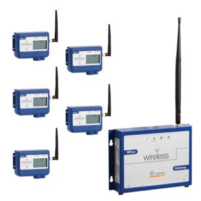 RF500 Wireless Monitoring System