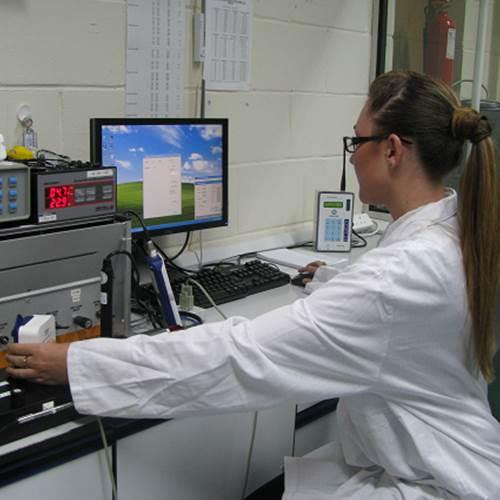Comark UKAS Lab