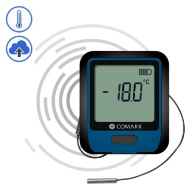 RF312-TP Diligence WiFi Temperature Data Logger with Thermistor Probe