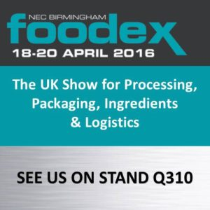 Visit Comark at Foodex 2016