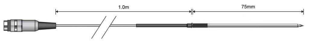PK31L Type K Penetration Probe