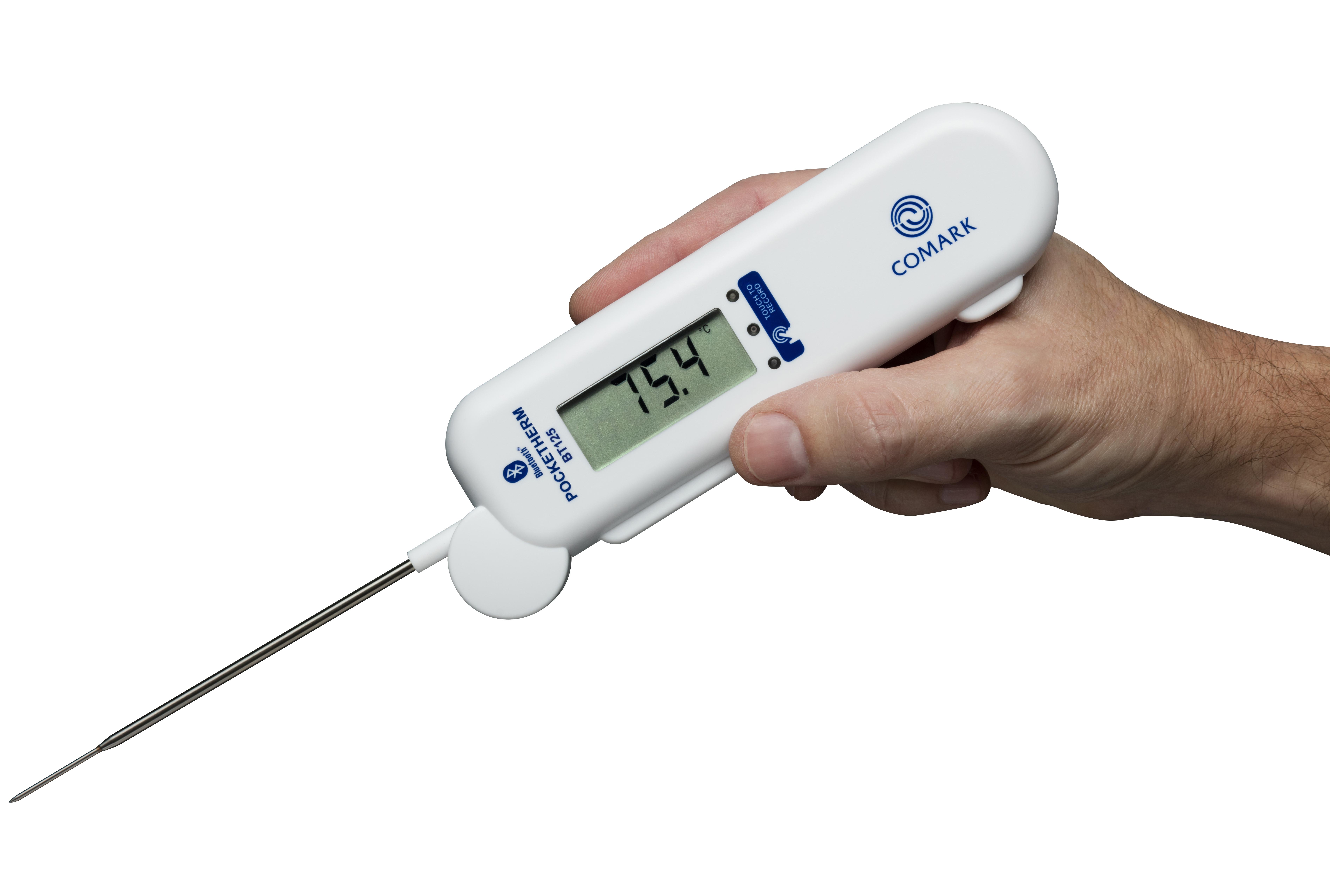 BT250 Bluetooth Pocketherm