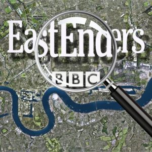 Spotted on BBC Eastenders