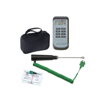 KM330/P/KIT KM330 KIT with Industrial Thermometer