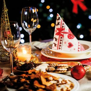 Christmas Cooking in the Festive Season