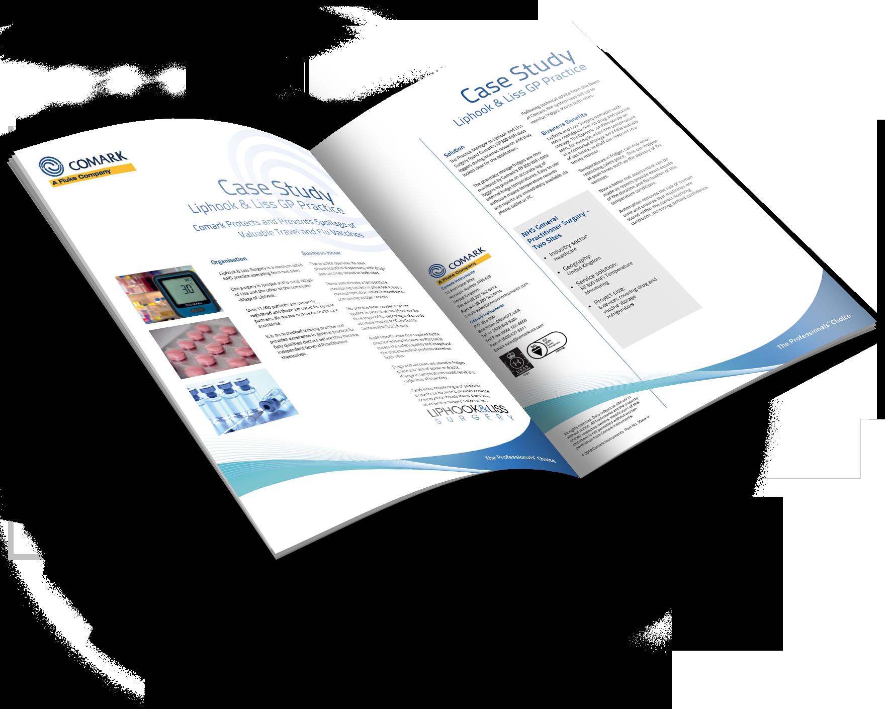 Liphook & Liss GP Practice Case Study