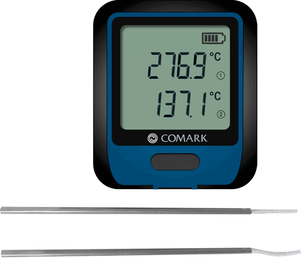 RF314DUAL Wifi Temperature and Humidity Data Logger