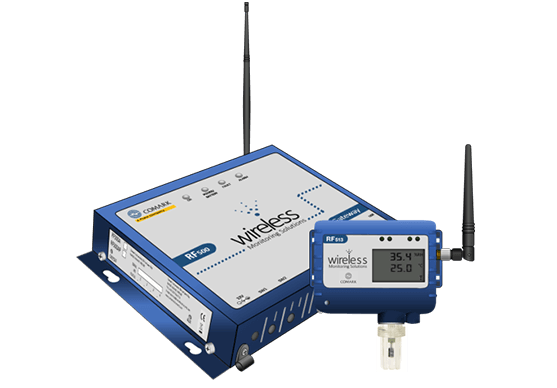 RF500 Wireless Monitoring System