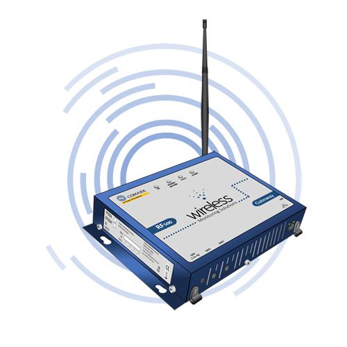 Gateway for Wireless Monitoring