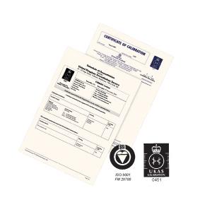 UKAS Certification
