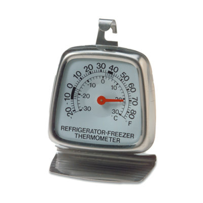 ERF1K Refrigerator/Freezer Thermometer