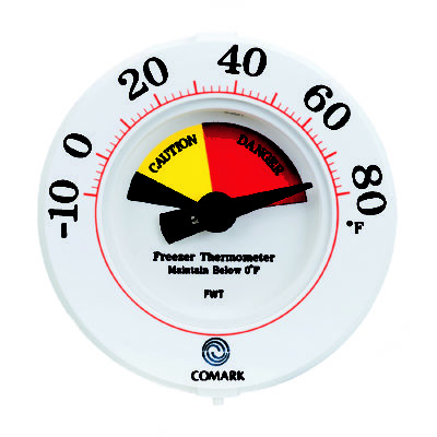 FWT Freezer Wall thermometer