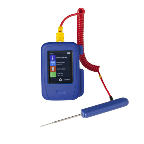 HT100 HACCP Touch with PK19 Probe