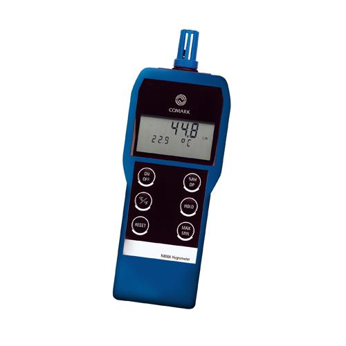 N8006 Humidity Temperature Meter