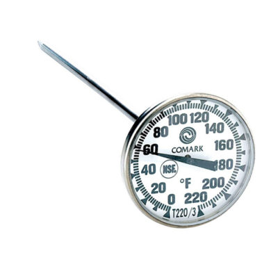 T220 Pocket Calibrated Dial Thermometer