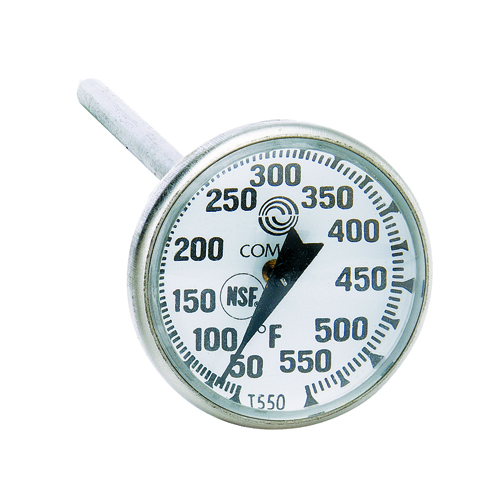 T550/38A Pocket Dial Thermometer