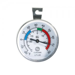 UTL80 Fridge Freezer Thermometer
