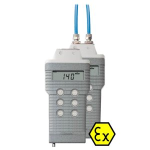 C9501/IS Intrinsically Safe Pressure Meter 0-to-±140mbar