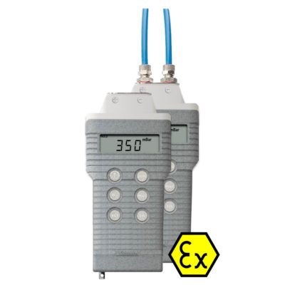 C9503/IS Intrinsically Safe Pressure Meter 0-to-± 350mbar