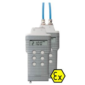 C9505/IS Intrinsically Safe Pressure Meter 0-to-± 2100mbar