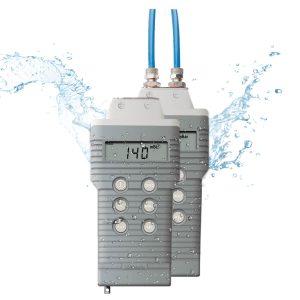 C9551/SIL Waterproof Pressure Meter 0-to-±140mbar
