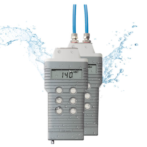 C9551/SIL Waterproof Pressure Meter 0-to-±140mbar