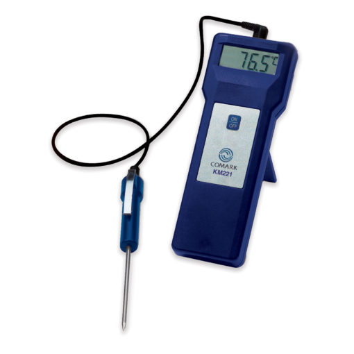 KM221/CAL Economical Food Thermometer (Calibrated)