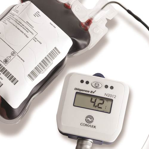 NHSBT contract for temperature monitoring