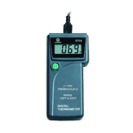 Water Resistant Digital Temperature Tester
