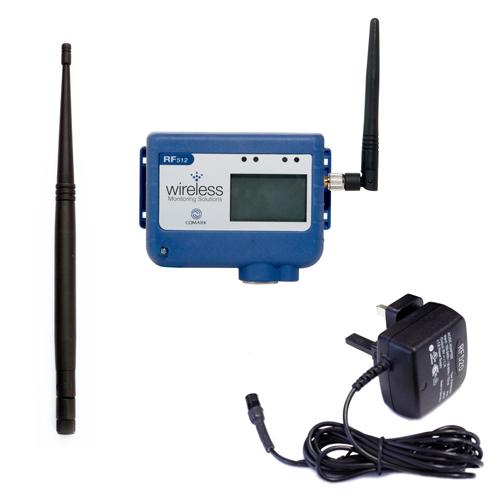 RF512M Wireless Temperature Transmitter Meshing Kit
