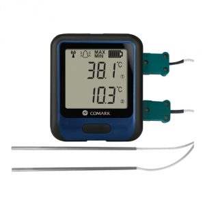 RF314Dual WiFi Dual Channel Data Logger with Thermocouples
