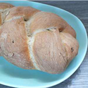Plaited White Loaf Recipe
