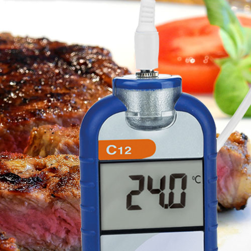C12 Thermometer used on MasterChef