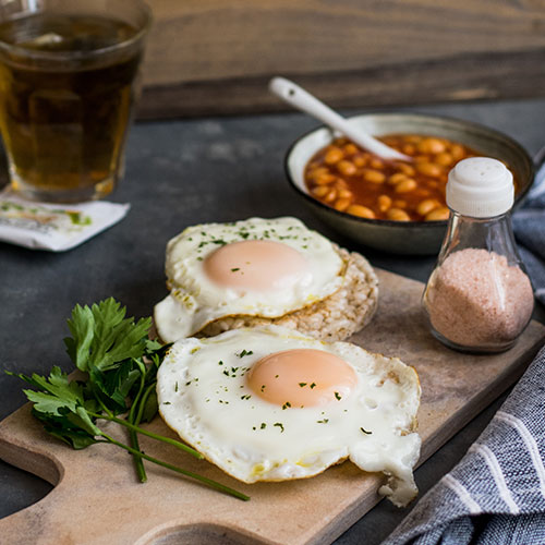 Better breakfast month promotes a healthy meal to start the day
