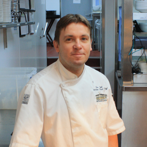 Tom Cook - Executive Head Chef, Smith & Wollensky
