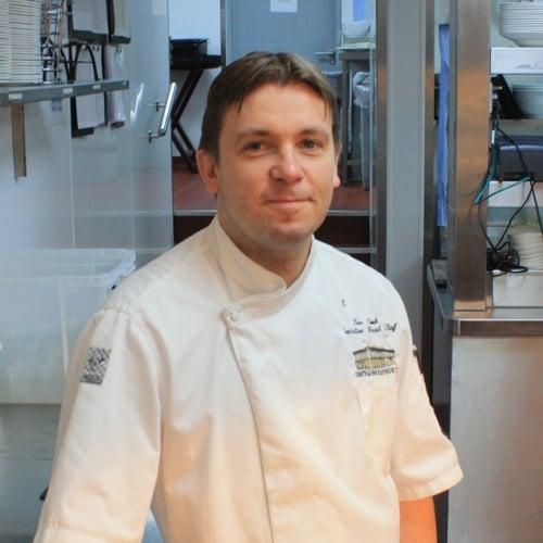 Tom Cook - Executive Head Chef, Smith & Wollensky