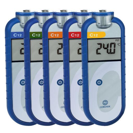 C12 HACCP Colour Labels
