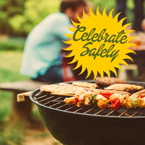 Celebrate Safely this 4th July!