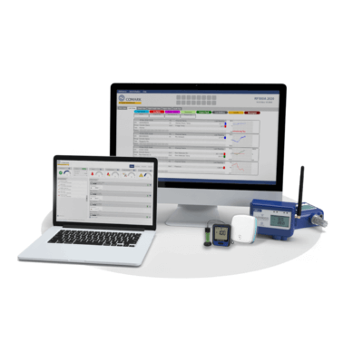 Wireless Temperature Monitoring Solutions