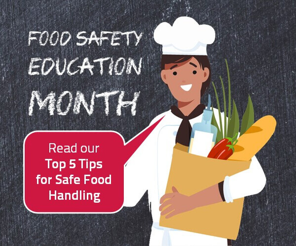 Food Safety Education Month 2021